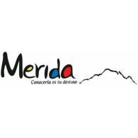 Merida…conocerla es tu destino logo vector logo