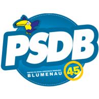 PSDB logo vector logo