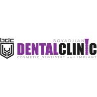 Boyadjian Dental Clinic logo vector logo
