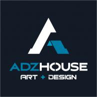AdzHouse logo vector logo