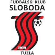 Sloboda Tuzla FK logo vector logo