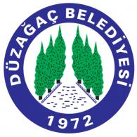 Düzağaç Kasabası logo vector logo