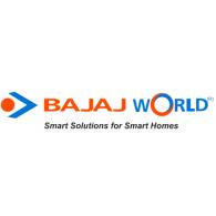 Bajaj World logo vector logo