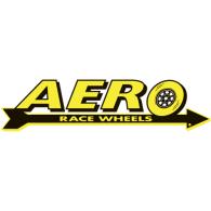 Aero Race Wheels logo vector logo