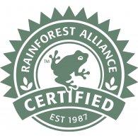 Rainforest Alliance logo vector logo