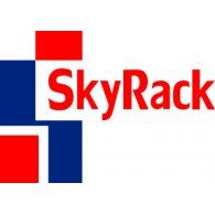 SkyRack logo vector logo