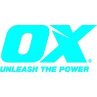 OX logo vector logo