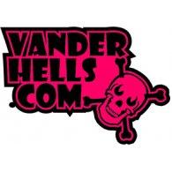 Vanderhells.com logo vector logo