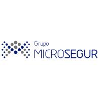 Microsegur logo vector logo