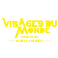 Visages du Monde logo vector logo