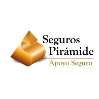 Seguros Pirámide logo vector logo