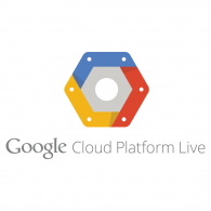Google Cloud Platform Live logo vector logo