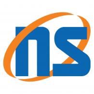 NS Nebulizadores logo vector logo