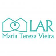 Lar Maria Tereza logo vector logo