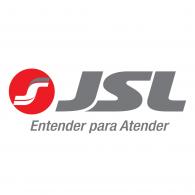 JSL Transportes logo vector logo