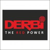 Derbi logo vector logo