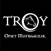 Troykart Ofset Matbaa logo vector logo