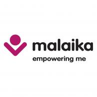 Malaika logo vector logo