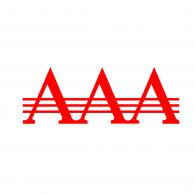AAA logo vector logo