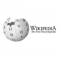 Wikipedia logo vector logo