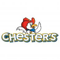Chester's logo vector logo
