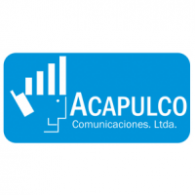 Acapulco Comunicaciones logo vector logo