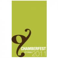 Chamberfest logo vector logo