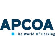 APCOA logo vector logo