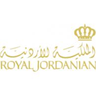 Royal Jordanian logo vector logo