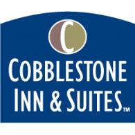 Cobblestone Inn & Suites logo vector logo