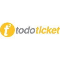 Todoticket logo vector logo