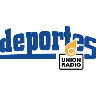 Union Radio Deportes logo vector logo
