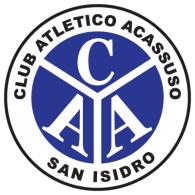 CA Acassuso logo vector logo