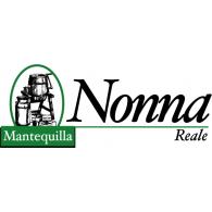 Mantequilla Nonna Reale logo vector logo