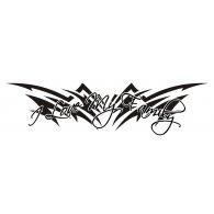 I Love My Family logo vector logo