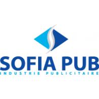 Sofia Pub logo vector logo
