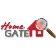 Home Gate logo vector logo