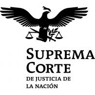 Suprema Corte logo vector logo