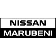 Nissan Marubeni logo vector logo