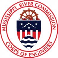 Mississippi River Commission logo vector logo
