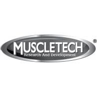 Muscletech logo vector logo