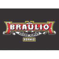 Braulio logo vector logo