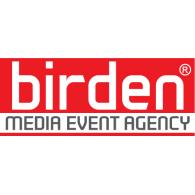 Birden Media Event Agency logo vector logo