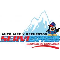 Auto Aire ServiExpress logo vector logo