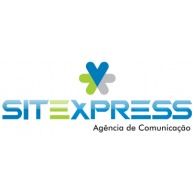 Sitexpress logo vector logo
