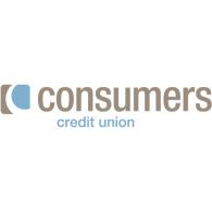 Consumers Credit Union logo vector logo