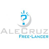 Alecruz Freelancer logo vector logo