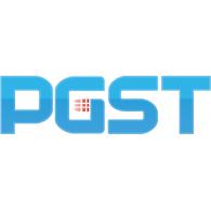 PGST logo vector logo