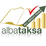 Albataksa logo vector logo