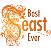 Best Feast Ever logo vector logo